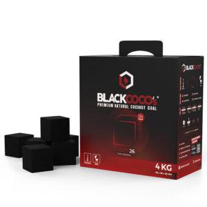 ugalj za nargile BLACKCOCO's 4kg 03